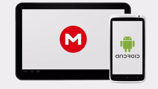 Composición Mega y Android