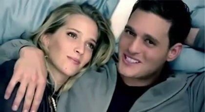 Michael Bublé le dedica canción a su esposa Luisana Lopilato