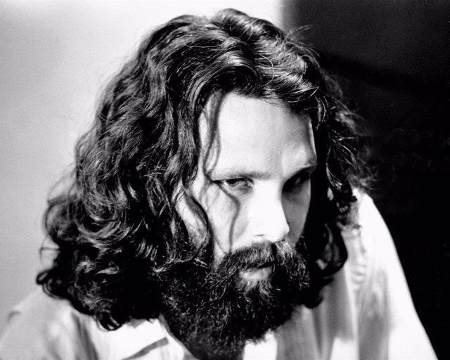 El cantante de The Doors Jim Morrison