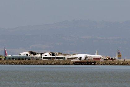 Un muerto y al menos 20 heridos en el accidente aéreo de San Francisco
