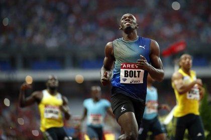 Atletismo/Diamond League.- Bolt domina los 200 metros en París con la mejor marca del año