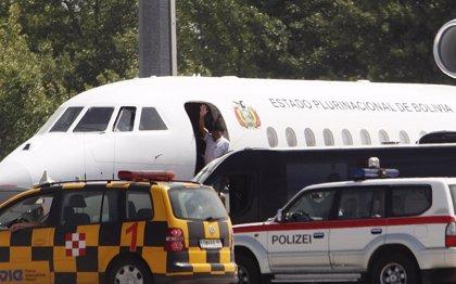 El presidente de Austria afirma que no hubo inspección oficial del avión de Morales
