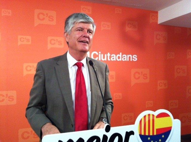 Matías Alonso, C's