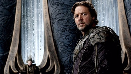 Russell Crowe en 'El Hombre de Acero'