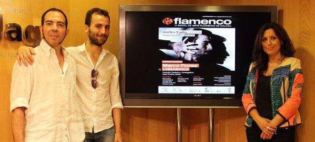 Marco Flores presenta espectáculo Laberíntica en Bienal Flamenco Málaga