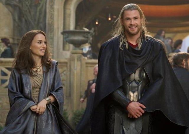 Thor. El Mundo Oscuro
