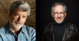 George Lucas y Steven Spielberg negativos con el cine