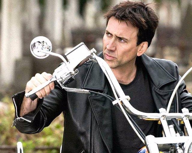 Nicolas Cage en Ghost Rider