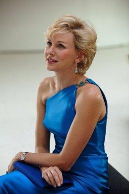 Naomi Wats como Diana de Gales