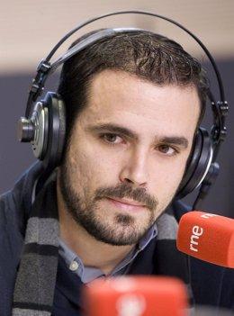 Imagen de Alberto Garzón