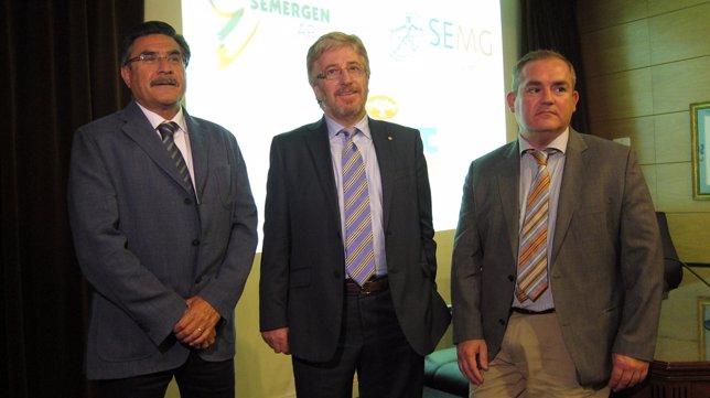 Imagen de Llisterri, Abarca y Basora, antes de presentar sus reivindicaciones