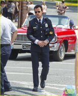 Justin Thereoux en su nueva serie 'The Leftovers'
