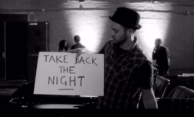 Justin Timberlake, teaser de 'Take Back The Night'