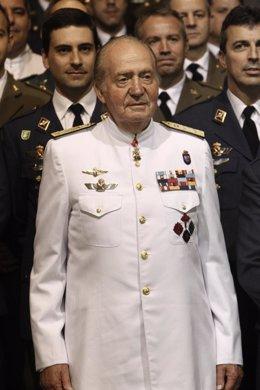El Rey en el Curso de Estado Mayor de las Fuerzas Armadas