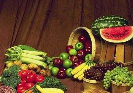 Un estudio muestra que comer diariamente frutas y verduras puede hacer vivir más