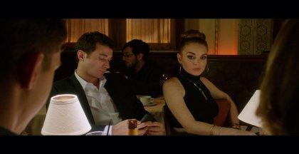 Lindsay Lohan se destapa en el filme 'The Canyons'