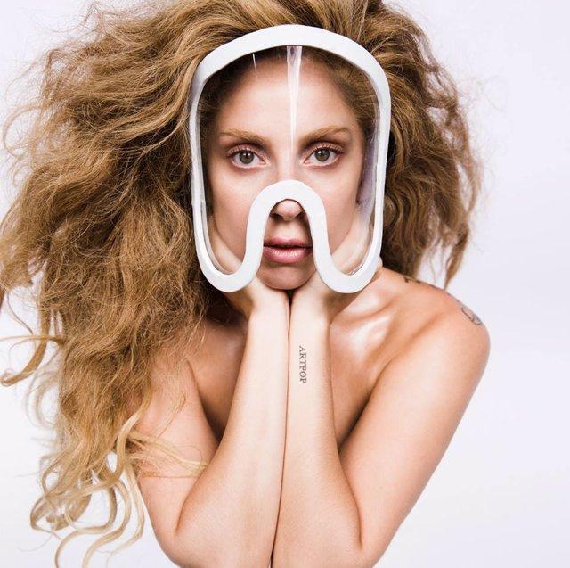 Lady Gaga anuncia su nuevo disco: 'ArtPop'