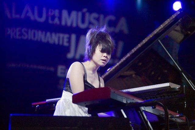 La pianista japonesa Hiromi