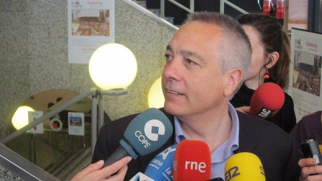 Pere Navarro (Archivo)