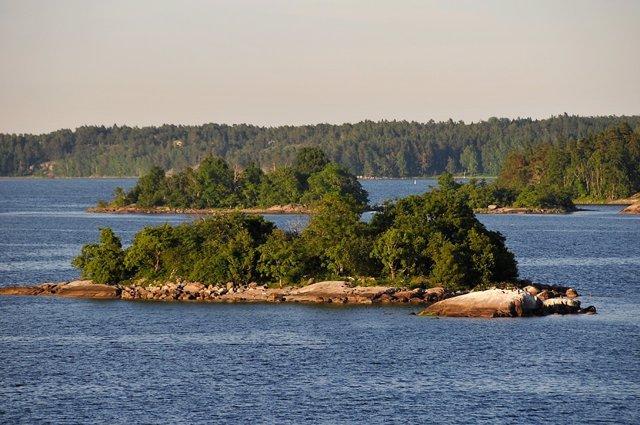 Expedición marina costera en el Mar Báltico