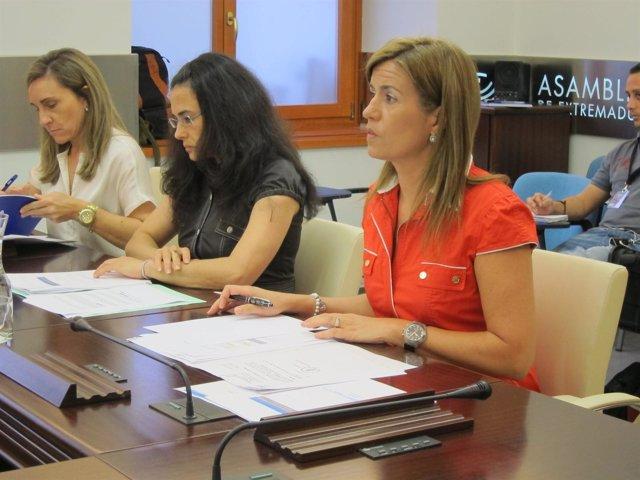 Blanca Montero, directora general de Financiación Económica.