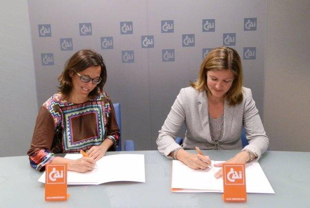 CAI destina 15.000 euros para ayudar a personas en riesgo de exclusión.