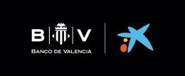 Logotipo laCaixa-Banco Valencia