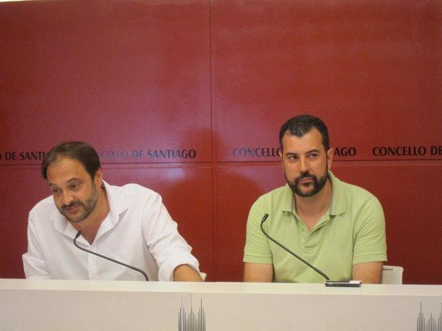 Roberto Vilar y Francisco Noya