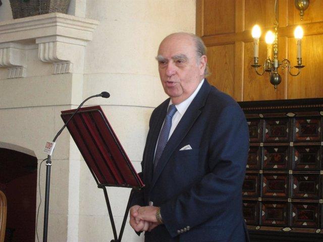 Julio María Sanguinetti en la UIMP