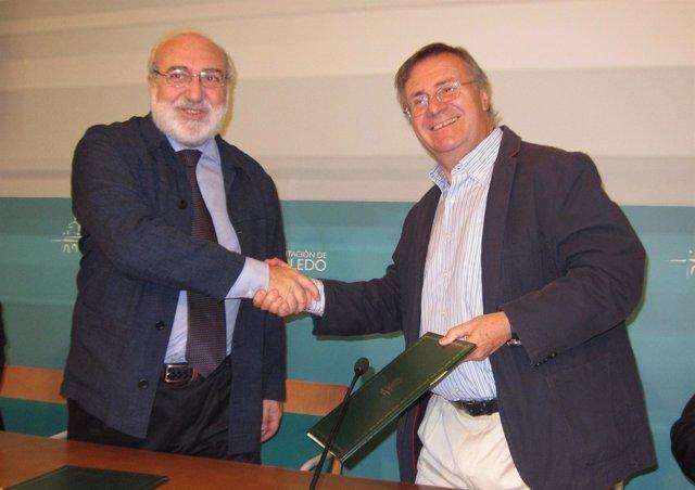 Convenio Diputación-EOI