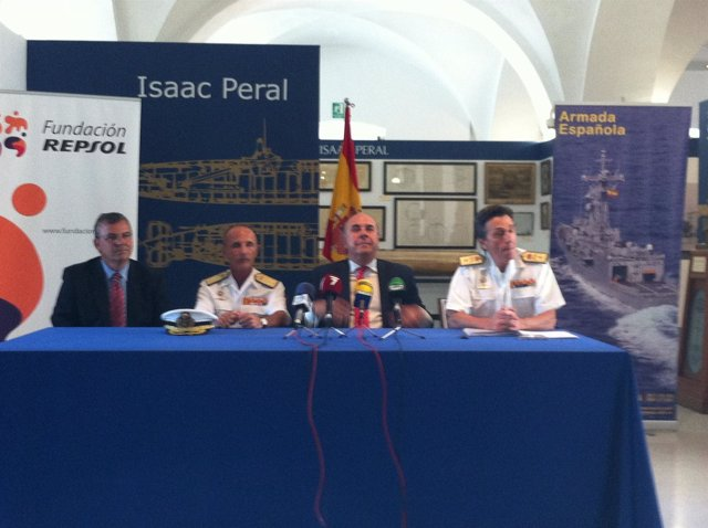 La Fundación Repsol aporta 60.000 euros para la fase final de rehabilitación