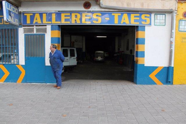 TALLER, COCHES, PRECIOS, IPC, AUTÓNOMO, TRABAJO