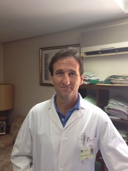 El pediatra Andrés Rodríguez Sacristán