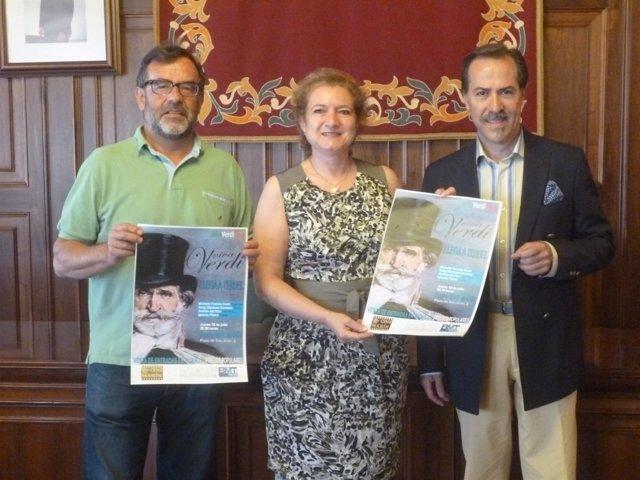 Los turolenses podrán hacer un recorrido por la obra del laureado Giuseppe Verdi