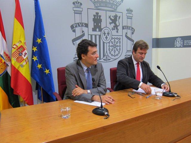 El presidente de la FEGA, Fernando Miranda, explica la nueva PAC