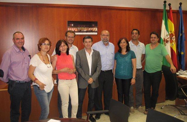 Junta prestará apoyo técnico para elaborar una ruta en torno a Blas Infante