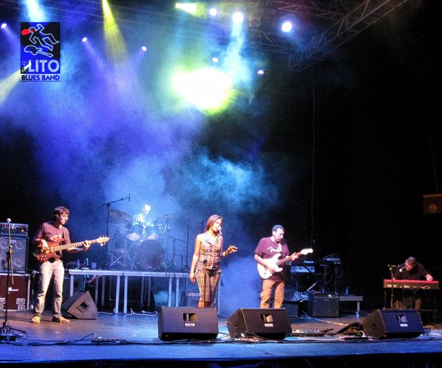La Lito Blues Band estará en el Festival Jazz en la Costa