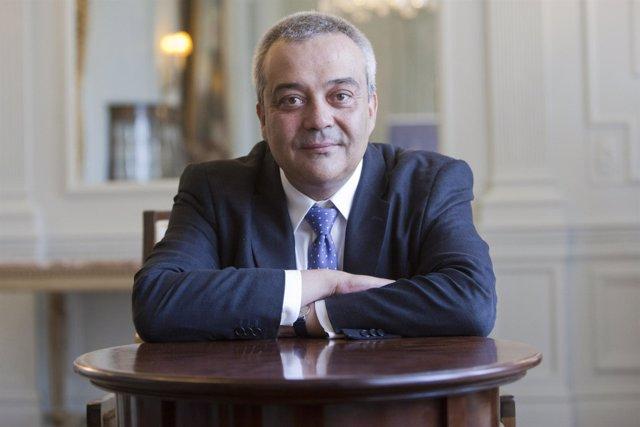 El secretario de Estado de Telecomunicaciones en la UIMP