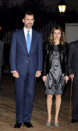 Los Principes de Asturias