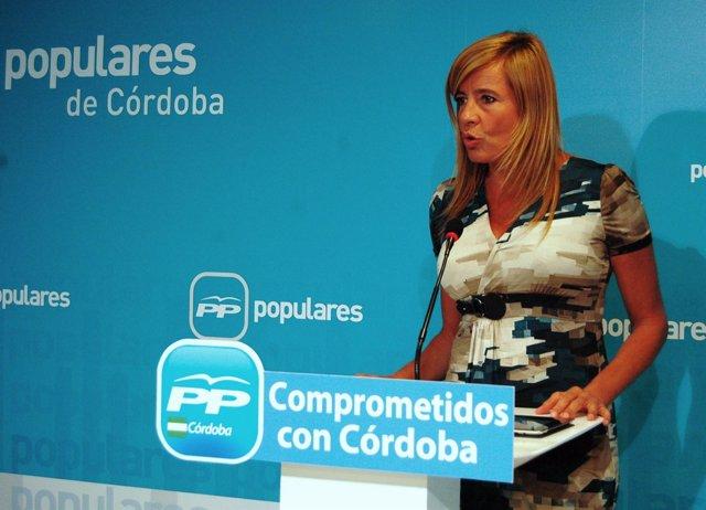 Rosario Alarcón (PP)