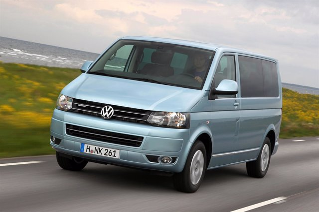 Volkswagen Multivan Bluemotion