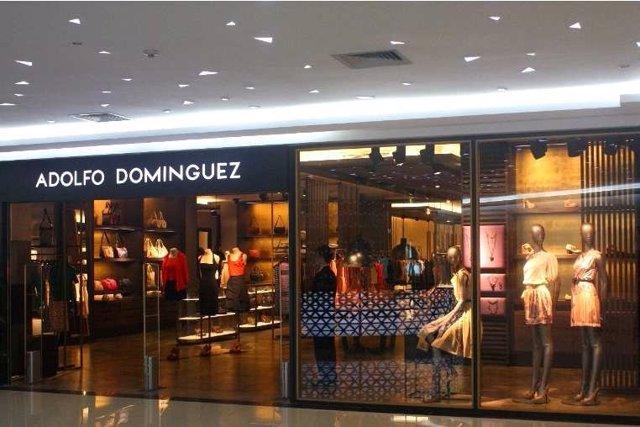 Tienda De Adolfo Domínguez En China