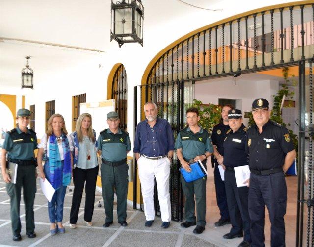 Bormujos reduce los delitos en la localidad en más del 40%