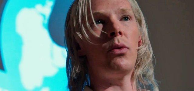 Benedict Cumberbatch en The  Fifth Estate