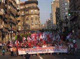 """(AMP.) Bruselas pide a España que recupere las ayudas a los astilleros entre 2007 y 2011, que ve """"ilegales"""""""