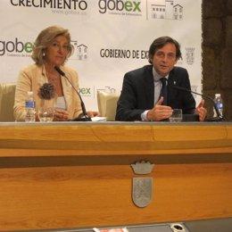 Cristina Herrera y Joaquín García
