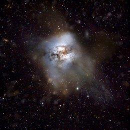 Galaxia de formación estelar