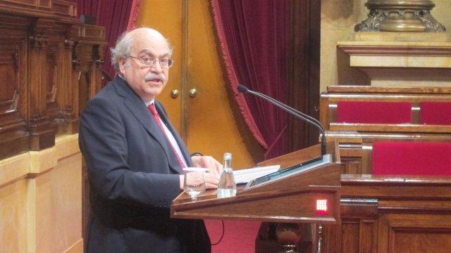 Andreu Mas-Colell (Archivo)