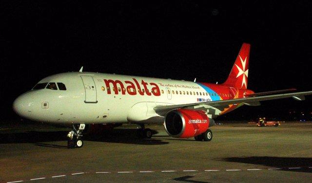 Vuelo Air Malta