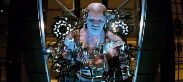 Jamie Foxx es Electro en The Amazing Spider-Man
